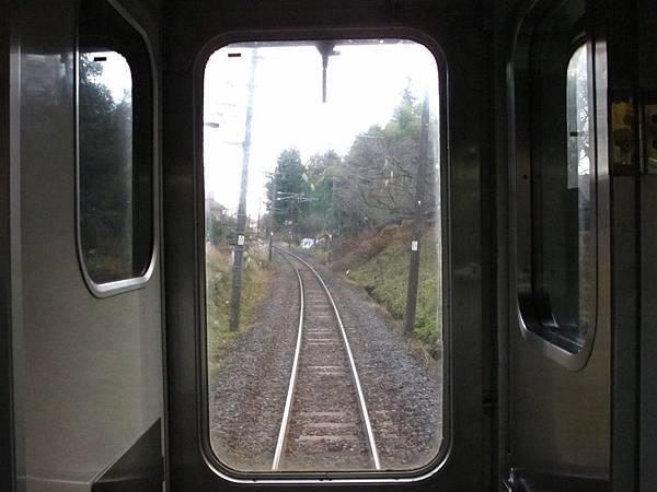 日光線電車