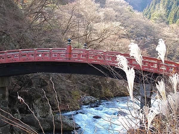 日光 神橋 -若要從神橋上通過,要另外付費