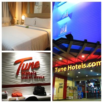 馬尼拉TUNE HOTEL