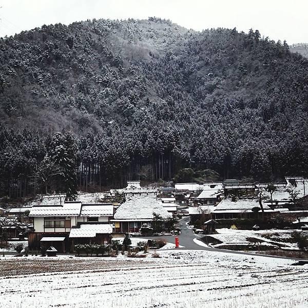 京都府美山町 北村