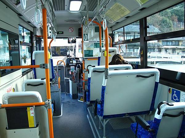 南丹市營巴士 日吉到下佐江