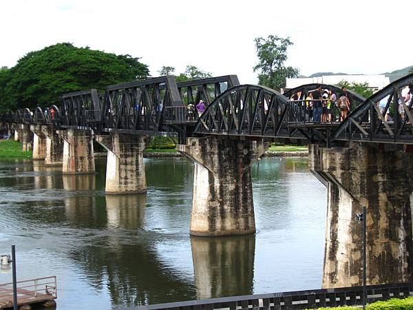桂河大橋(The River Kwai Bridge)