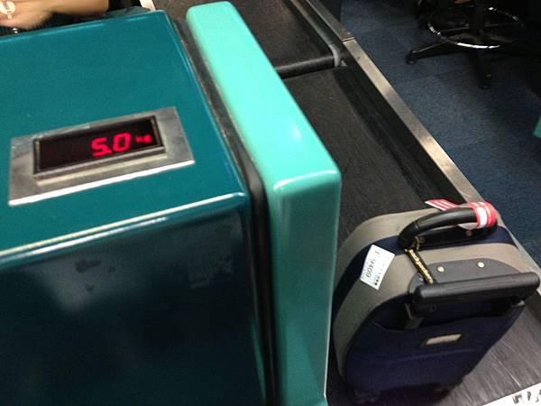 去熱帶的東南亞國家,行李重量控制在7公斤完全不是問題