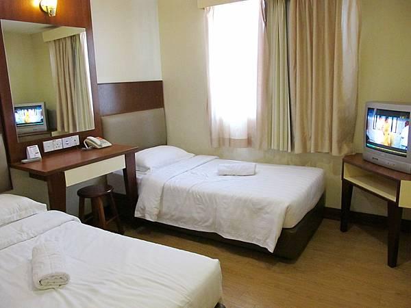Fenix Inn的房間