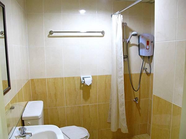 Fenix Inn的房間衛浴