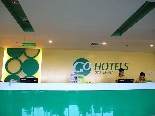 Go Hotel Otis