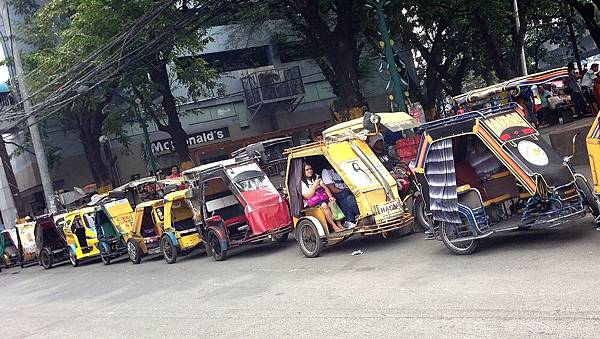 Tricycle Taxi