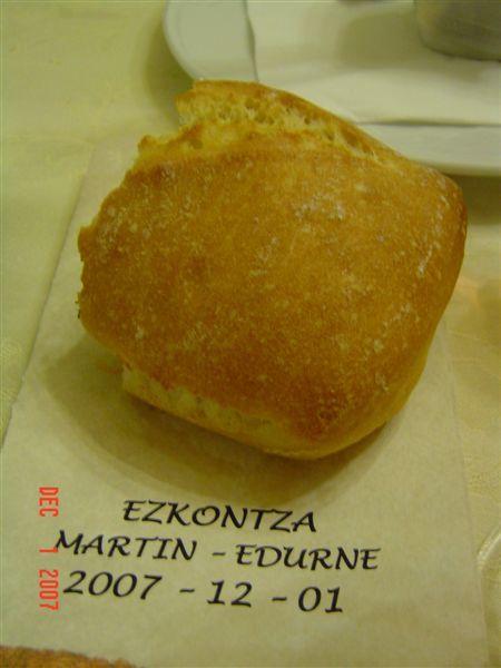 Ezkontza Martin - Edurne