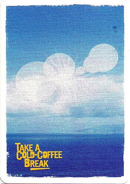 Take A Cold-coffee Break