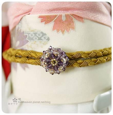 【土星】-紫