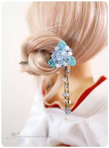 【四季.夏】-繡球花