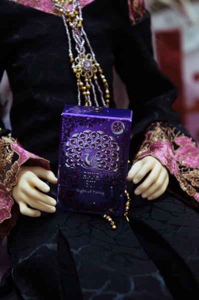 黑魔女專用香水 Anna Sui 迷夜翎雀