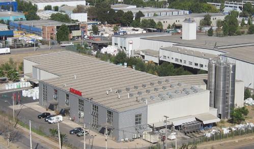 瑞士FROMM 南美洲智利分公司
