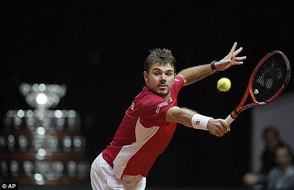 恭賀Stan獲得2014年Davis Cup男子雙打冠軍4