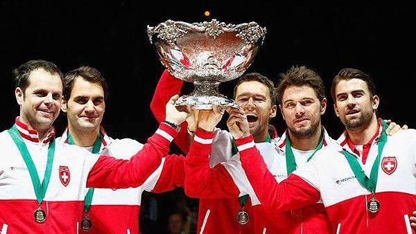 恭賀Stan獲得2014年Davis Cup男子雙打冠軍6