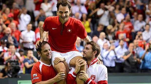 恭賀Stan獲得2014年Davis Cup男子雙打冠軍