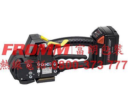 塑鋼帶電動打包機P325
