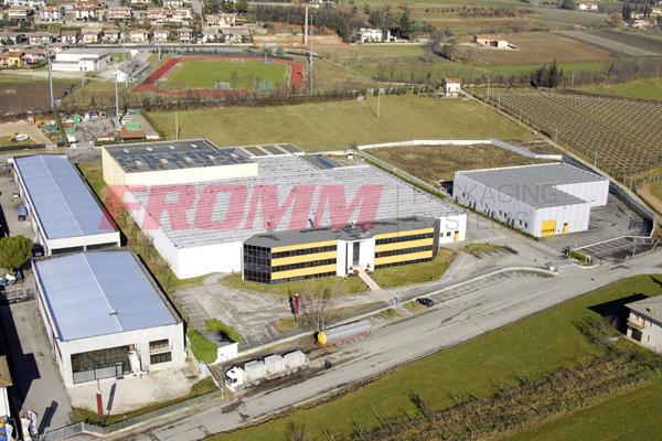 FROMM.打包帶工廠.塑鋼帶.PET.打包機.義大利ISO工廠