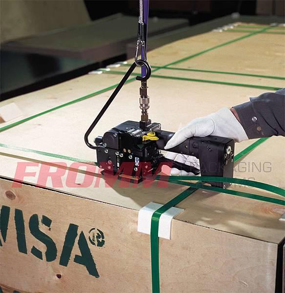 P356 塑鋼帶打包機 打包機 電動打包機 手提式打包機 電池式打包機 打帶機 捆包機 PET打包機 打包工具 包裝工具 打包機推薦