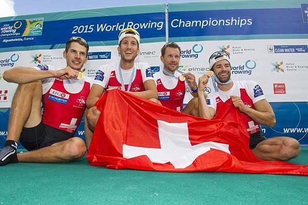 作為長期贊助商,我們恭喜Swiss four, 獲得2015 World Rowing 冠軍!!.jpg