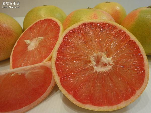 老欉葡萄柚