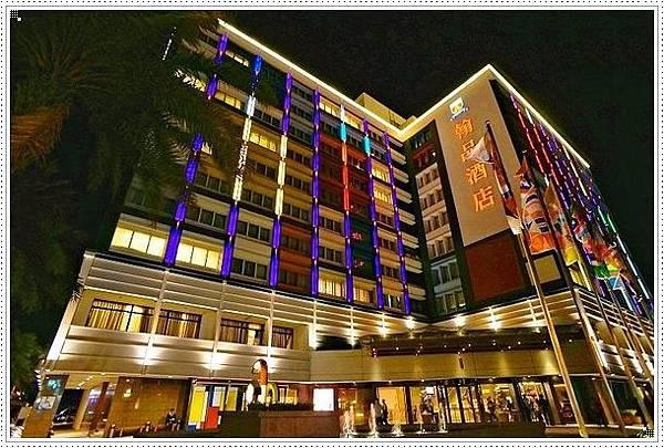 花蓮翰品酒店2