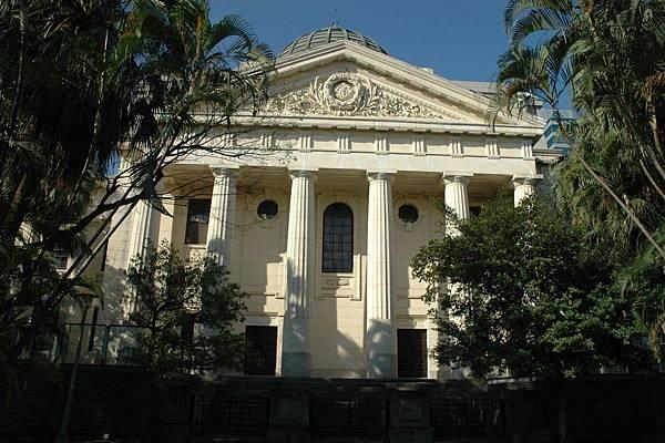 『國立臺灣博物館』。