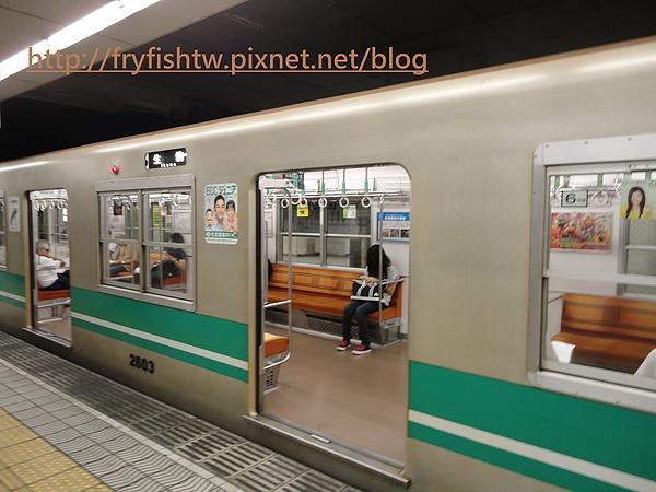 大阪的地鐵2