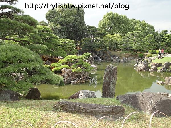 二條城庭園