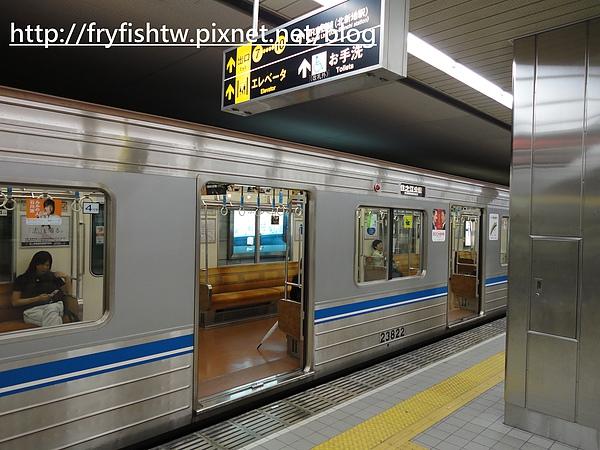 大阪的地鐵
