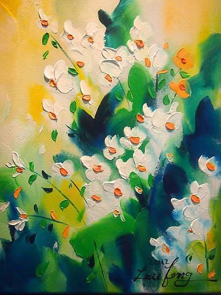 水仙花的祝福