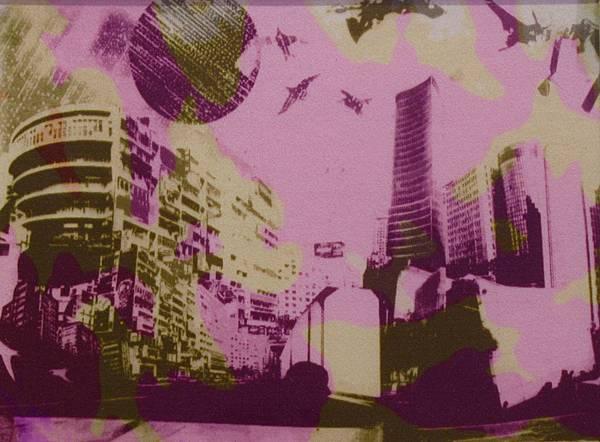 迷彩城市-游裕德