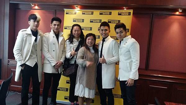 專訪2015.1.18來台演唱越南歌手