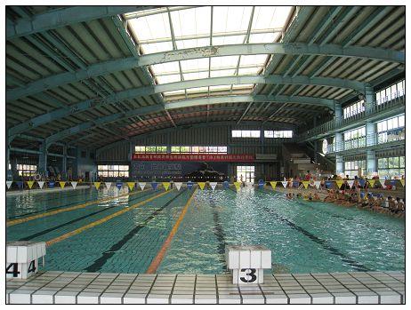 體大游泳池