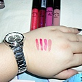 NYX Round Lipgloss-SoapOperaQueen-QueenOfAfrica-DollPink-RealNude-03