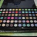 72 Glitter eye shadow palette