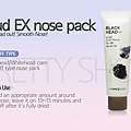 TheFaceShop Blackhead EX Nose Clay Mask