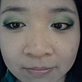 Goldie Green with Maybelline WaterShine Diamonds#301-e.jpg
