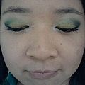 Goldie Green with Maybelline WaterShine Diamonds#301-f.jpg