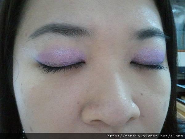 72pc Glitter Palette-Cool Pink Glitz3-eyes closed.jpg