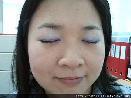 72 Glitter Palette - Shimmery Violet4