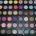 Sunny Tropics-Colours Used