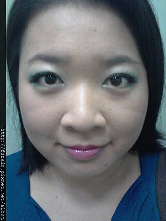 FANCL Whispers of Spring-Beauty Eye Colour-Green Nuance1