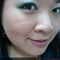L.A. Colors Mineral Eyeshadow Duo -Tide Pool9
