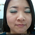 L.A. Colors Mineral Eyeshadow Duo -Tide Pool13
