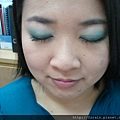 L.A. Colors Mineral Eyeshadow Duo -Tide Pool14