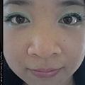 Rosewood Paris Glamour Eyeshadow EF102-Green Quad13