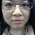 Minimal Makeup in a rush2