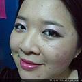 Minimal Makeup in a rush3