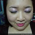 Minimal Makeup in a rush5